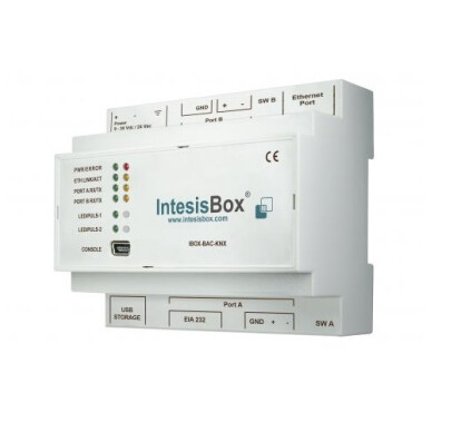 DIN rail modules and controllers