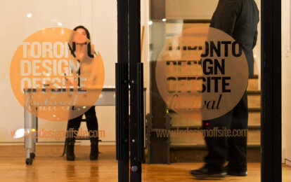 Toronto Design Offsite Festival 2014