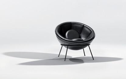 Bardi's Bowl Chair launch in London