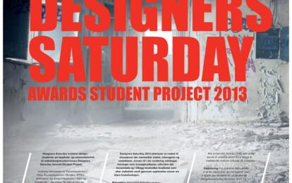 Designers Saturday Oslo 2013