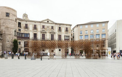 BCN Re.Set, 7 architectural facilities commemorate the Tricentenari