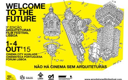 Arquiteturas Film Festival Lisboa 2015