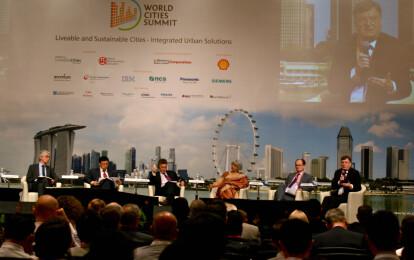 World Cities Summit 2014