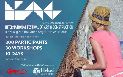 International Festival of Art and Construction 2015