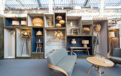 100% design London 2016
