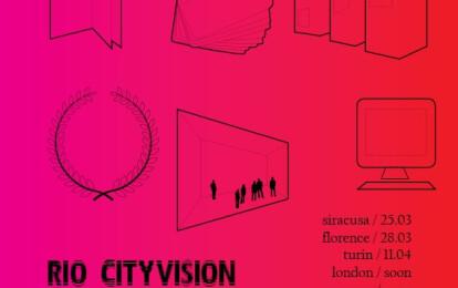 Rio de Janeiro CityVision Competition