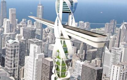 eVolo 2014 Skyscraper Competition