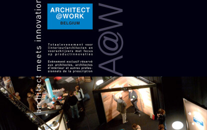 ARCHITECT@WORK Kortrijk 2015