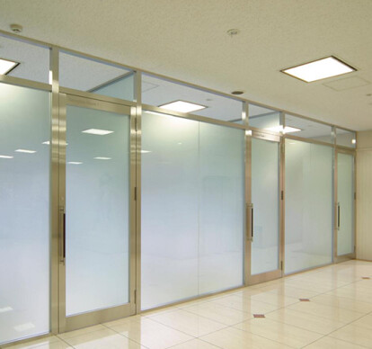 Window and door films