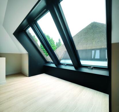 High Pivot Window FYP-V U3 proSky