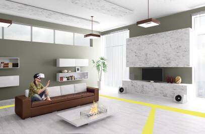 AmbiensVR Interactive Virtual Reality