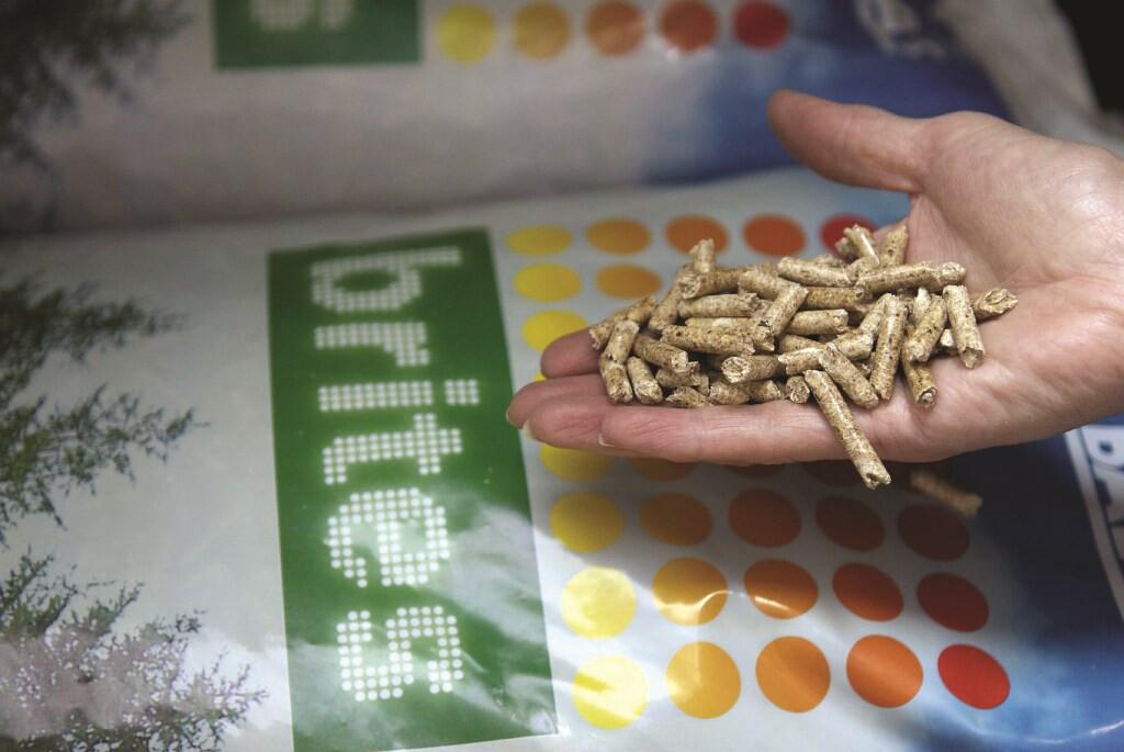 brites wood pellets
