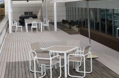 FLOOVER® DECKING WOVEN