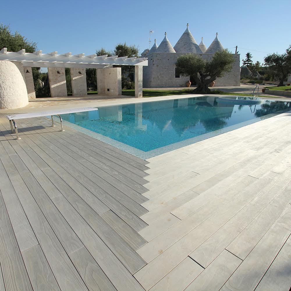 Accoya® Terrace with 190mm width