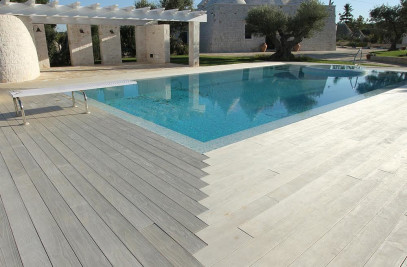 Accoya® Terrace with 190mm width