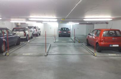 Parking platform 501