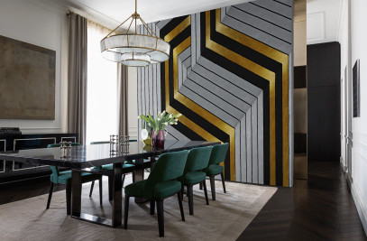 CONTEMPORARY WALLPAPER by Wall&decò
