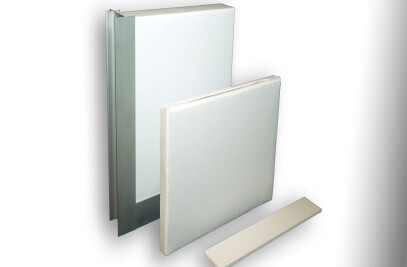 Isoleco 1000/2000 - acoustic ceiling