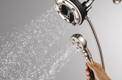 Brizo Hydrati® 2 in 1 Handshowers