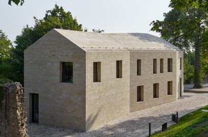 3D-Natural Stone Façades