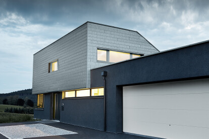 Siding.X - PREFA façade element