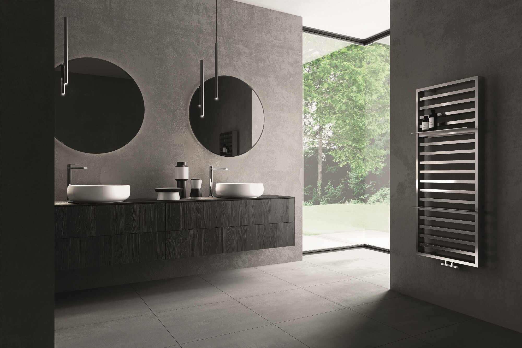 It Is, design radiator for bathroom