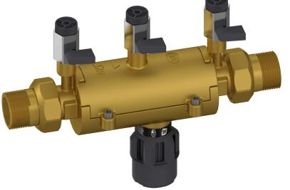 Backflow Preventer BA 6610 in-line LF