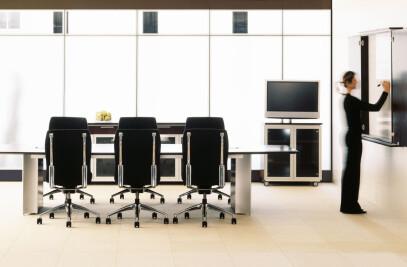 AUDIENCE BOARDROOM & MEETING TABLES