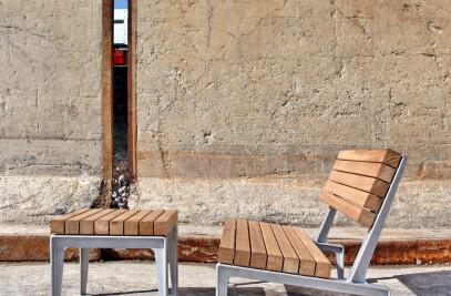 """""""Dachgarten"""" Outdoor Furniture"""