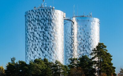 Water Towers - Sweden