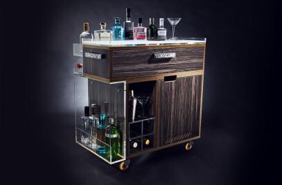 Gin Trolley
