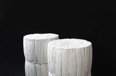 Paper stools and paper objects