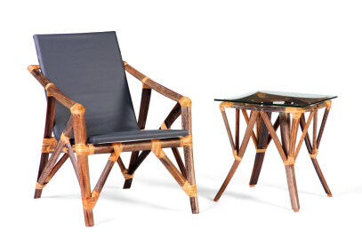 Palwan Chair and table