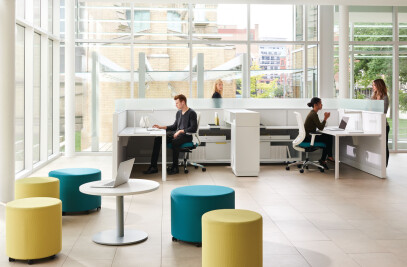 Teknion Casual Tables