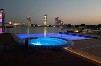 Underwater Pool LED Light METEOR LSR1280