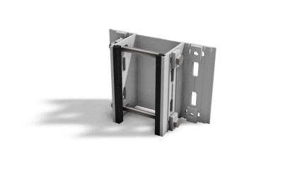 Curtain wall support