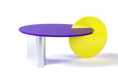 Saturn coffee table