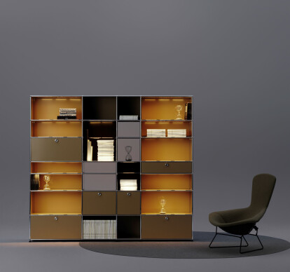 USM Haller E - Shelf