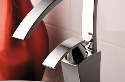 Curved Spout
