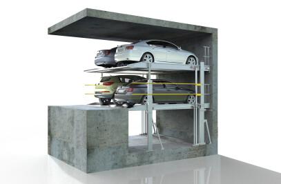 Parkist 11&22  / Multı-Storey Parking System