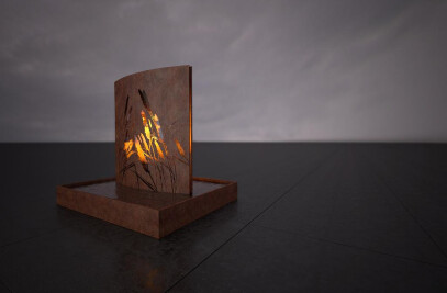 Fire Waterfall