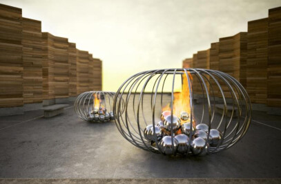 Fire Cage