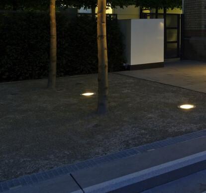 In-ground lights