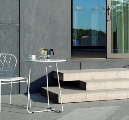 Garden side tables