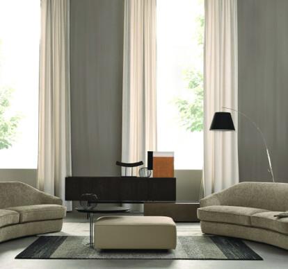 Hotel sofas