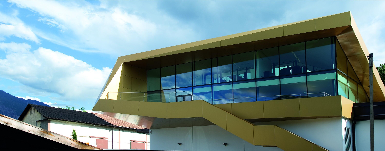 Hans Klotz limited company Commercial building