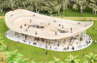 Bike Pavilion
