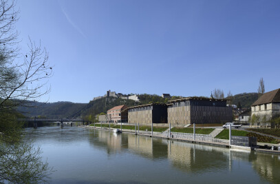 Besancon Art and Culture Centre