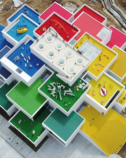The LEGO House