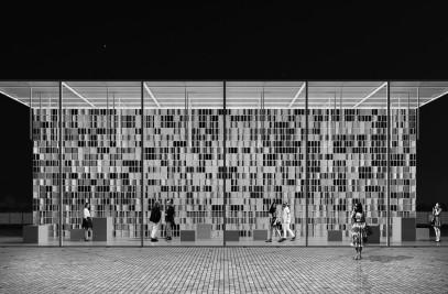 Temporary Pavilion IX Bienal de Arquitectura